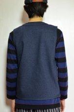画像8: 【MORE SALE】  Niche (ニッチ) Pasar Vest [NAVY] (8)