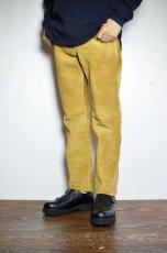 画像13: 【MORE SALE】 A VONTADE (アボンタージ) Suede Jeans [COYOTE] (13)