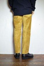 画像15: 【MORE SALE】 A VONTADE (アボンタージ) Suede Jeans [COYOTE] (15)