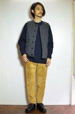 画像16: 【MORE SALE】 A VONTADE (アボンタージ) Suede Jeans [COYOTE] (16)