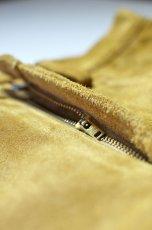 画像8: 【MORE SALE】 A VONTADE (アボンタージ) Suede Jeans [COYOTE] (8)