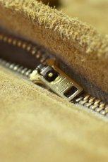 画像9: 【MORE SALE】 A VONTADE (アボンタージ) Suede Jeans [COYOTE] (9)