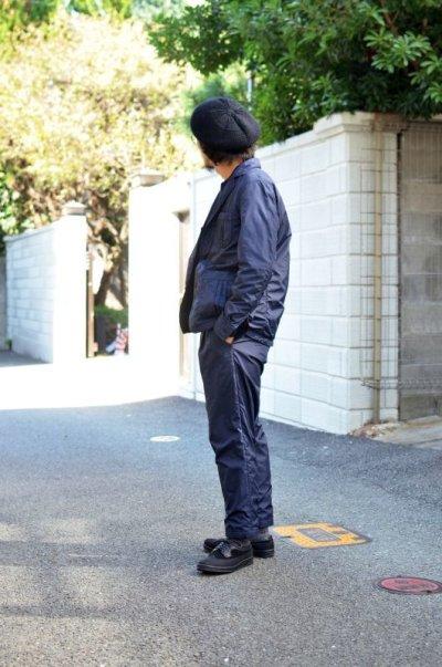 画像1: 【MORE SALE】 MOJITO (モヒート) GULF STREAM PANTS Bar.10.0 [NAVY]