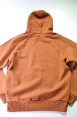 画像8: 【MORE SALE】FLISTFIA (フリストフィア) Long Sleeve After Hooded [Camel] (8)