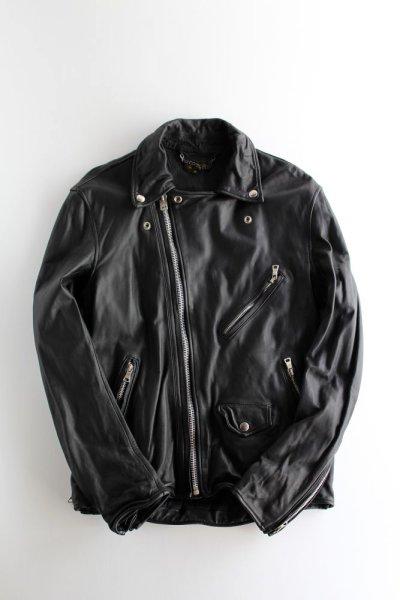 画像1: A VONTADE (アボンタージ) Road Master Jacket [BLACK] (1)