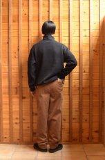 画像16: 【MORE SALE】*A VONTADE (アボンタージ) 2 Tuck Atrlier Trousers [BROWN] (16)