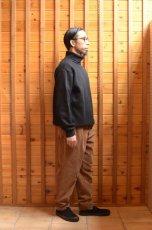 画像15: 【MORE SALE】*A VONTADE (アボンタージ) 2 Tuck Atrlier Trousers [BROWN] (15)