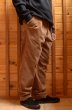 画像12: 【SALE】*A VONTADE (アボンタージ) 2 Tuck Atrlier Trousers [BROWN] (12)