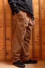 画像12: 【MORE SALE】*A VONTADE (アボンタージ) 2 Tuck Atrlier Trousers [BROWN] (12)