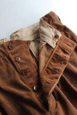 画像5: 【MORE SALE】*A VONTADE (アボンタージ) 2 Tuck Atrlier Trousers [BROWN] (5)