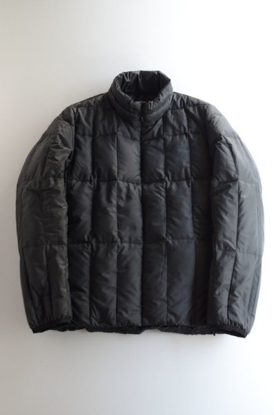 画像1: 【SALE】snow peak (スノーピーク) Middle Down Jacket  [Black] (1)