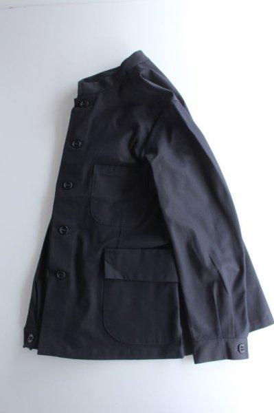画像1: 【MORE SALE】*A VONTADE (アボンタージ) Stand Collar Atelier Jacket II  [DK.NAVY] (1)