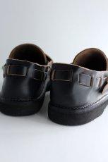 画像6: Fernand Leather(フェルナンドレザー)Middle English〔BLACK〕 (6)