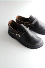 画像9: Fernand Leather(フェルナンドレザー)Middle English〔BLACK〕 (9)