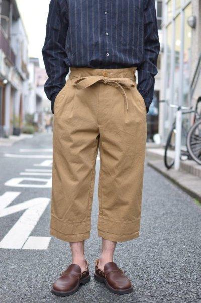 画像2: 【MORE SALE】MOJITO (モヒート) GULF STREAM PANTS [O.D]