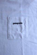 画像4: patagonia (パタゴニア) メンズ・P-6ロゴ・ポケット・レスポンシビリティー [WHI] (4)