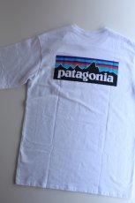 画像5: patagonia (パタゴニア) メンズ・P-6ロゴ・ポケット・レスポンシビリティー [WHI] (5)