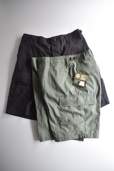 画像1: ROTHCO(ロスコ) BDU COMBAT SHORTS [2-colors] (1)
