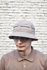 画像19: 【MORE SALE】Indietro Association (インディエトロアソシエーション) Pocket metro hat [2-colors] (19)