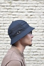 画像12: 【MORE SALE】Indietro Association (インディエトロアソシエーション) Pocket metro hat [2-colors] (12)