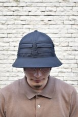 画像14: 【MORE SALE】Indietro Association (インディエトロアソシエーション) Pocket metro hat [2-colors] (14)