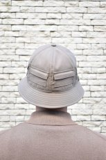 画像18: 【MORE SALE】Indietro Association (インディエトロアソシエーション) Pocket metro hat [2-colors] (18)