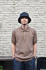 画像15: 【MORE SALE】Indietro Association (インディエトロアソシエーション) Pocket metro hat [2-colors] (15)