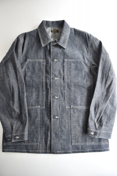 画像1: *A VONTADE (アボンタージ) PW Denim Coveralls [INDIGO] (1)