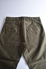 画像7: 【MORE SALE】FUJITO (フジト) Tapered Pants [OLIVE GREEN] (7)