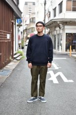 画像13: 【MORE SALE】FUJITO (フジト) Tapered Pants [OLIVE GREEN] (13)