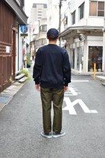 画像15: 【MORE SALE】FUJITO (フジト) Tapered Pants [OLIVE GREEN] (15)