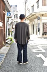 画像12: 【MORE SALE】TRAINERBOYS(トレーナーボーイズ) ALL ROUND 3/4 T-SHIRT [GRAY] (12)