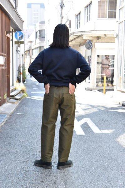 画像2: FUJITO (フジト) Tapered Pants [OLIVE GREEN]
