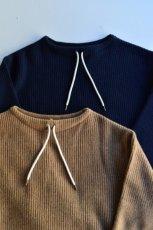 画像1: 【MORE SALE】FUJITO (フジト) Commando Sweater [2-colors] (1)