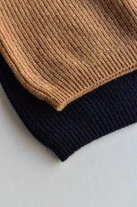 画像8: 【MORE SALE】FUJITO (フジト) Commando Sweater [2-colors] (8)
