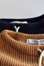 画像7: 【MORE SALE】FUJITO (フジト) Commando Sweater [2-colors] (7)