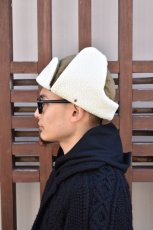 画像11: 【MORE SALE】BURLAP OUTFITTER (バーラップアウトフィッター) AVIATOR HAT〔2-colors〕 (11)