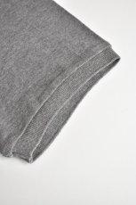 画像8: SCYE BASICS (サイベーシックス) Cotton Pique Polo Shirt [2-colors] (8)