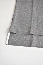 画像9: SCYE BASICS (サイベーシックス) Cotton Pique Polo Shirt [2-colors] (9)