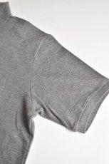 画像7: SCYE BASICS (サイベーシックス) Cotton Pique Polo Shirt [2-colors] (7)