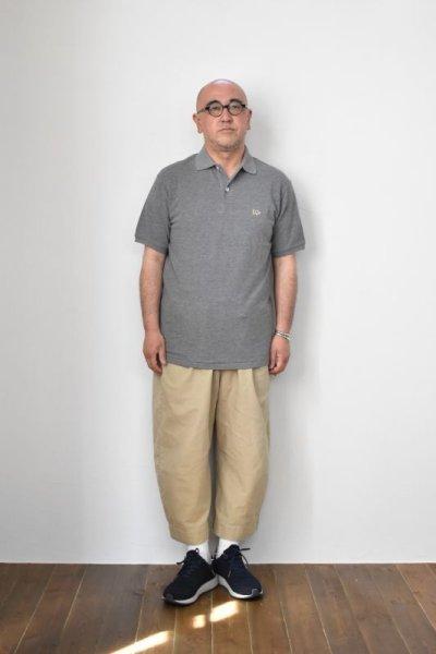 画像3: SCYE BASICS (サイベーシックス) Cotton Pique Polo Shirt [2-colors]