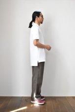画像15: SCYE BASICS (サイベーシックス) Cotton Pique Polo Shirt [2-colors] (15)