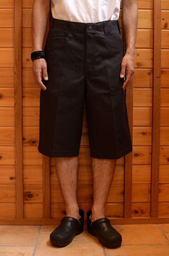 画像1: 【MORE SALE】  Ben Davis(ベンデイビス) Original Ben's Shorts 〔BLACK〕 (1)