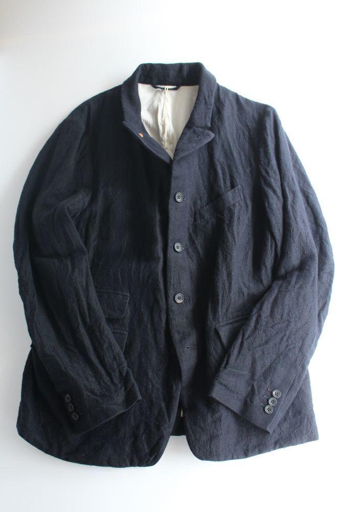 画像1: 【MORE SALE】*A VONTADE (アボンタージ) Old potter Jacket 2/60 Wool / 40/-Linen Serge[DK.NAVY] (1)