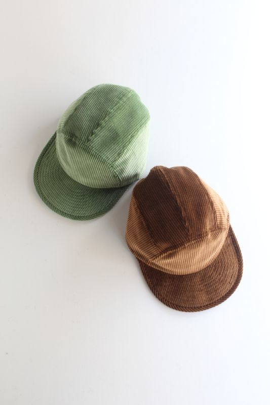 画像1: 【MORE SALE】ARPENTEUR (アルペントール) PETANQUE CORD 5 PANEL CAP [2-colors] (1)