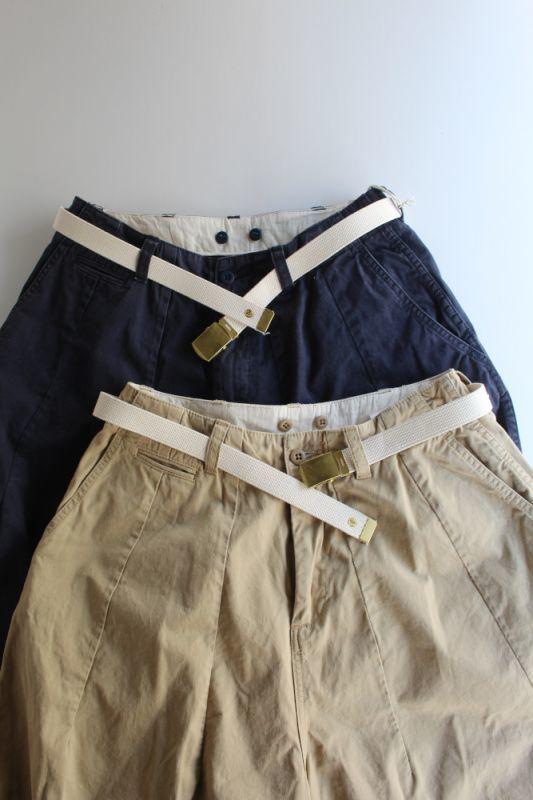 画像1: MASTER & Co. (マスターアンドコー) CHINO FARMERS PANTS [2-colors] (1)