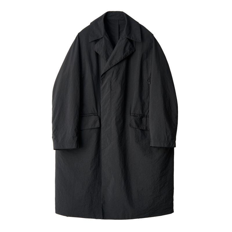画像1: TEÄTORA (テアトラ) Device Coat -Packable- [BLACK] (1)