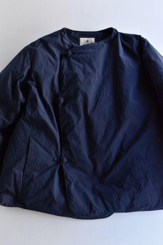 画像1: 【MORE SALE】snow peak(スノーピーク) Indigo C/N Down Jacket [INDIGO] (1)