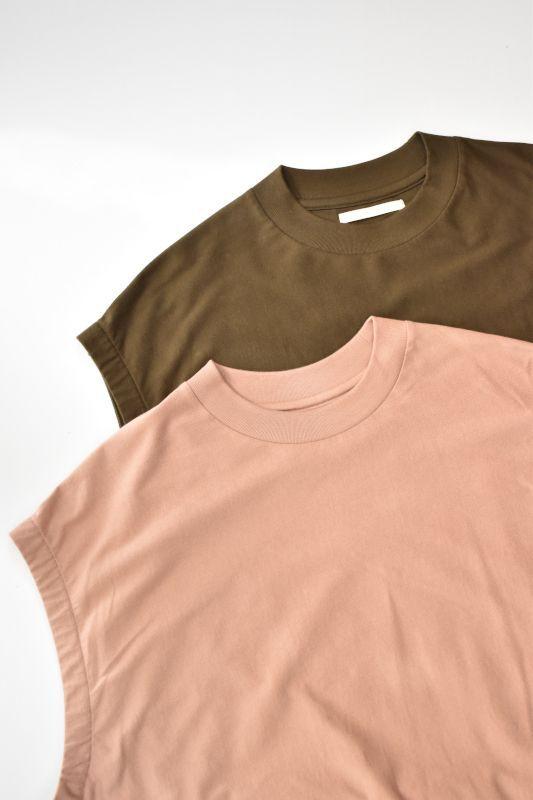 画像1: 【SALE】blurhms (ブラームス) Suvin Ripple Vest [2-colors] (1)