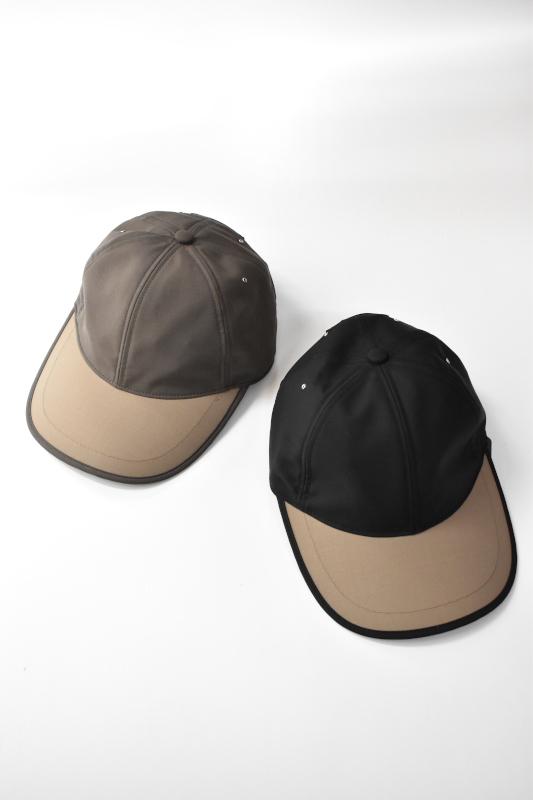 画像1: Indietro Association (インディエトロアソシエーション) Longbill cap [2-colors] (1)